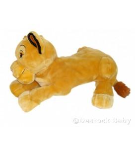 Grande peluche XXL Le Roi Lion DISNEY Longueur 60 cm + queue