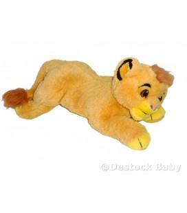 Grande peluche Range Pyjama Le Roi Lion DISNEY Jemini 50 cm