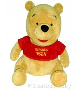 Peluche Doudou Winnie l'Ourson The Pooh Plush Disney Nicotoy H 35 cm