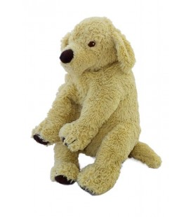 IKEA peluche CHIEN beige Gosig Golden Retriever