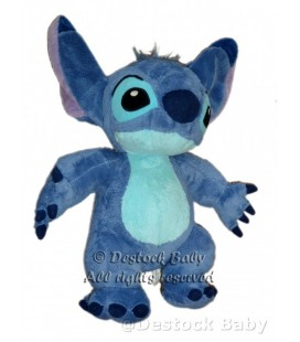 Peluche LILO ET STITCH Authentique Disney Store Disneyland Paris 32 cm