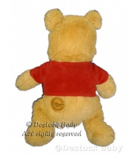 Doudou tissu singe JaCaDI Orange rose