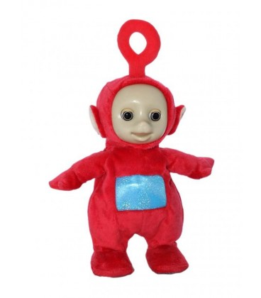 Peluche à Fonction Interactive - Star Show Teletubbies Rouge Po