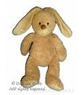 Doudou peluche LaPIN chien longues oreilles marron NICOTOY H 40 cm