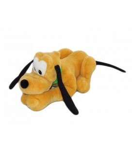 Doudou peluche le chien PLUTO allongé - Disney - 45 cm + la queue
