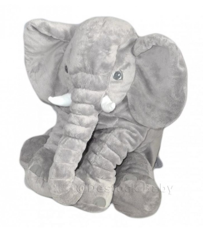 grande peluche g ante l phant gris kapplar ikea 60 cm 23 5. Black Bedroom Furniture Sets. Home Design Ideas