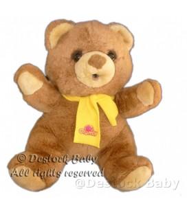 Peluche OURS Grumly L'ours Grognon Grumbling bear JEMINI - 35 cm