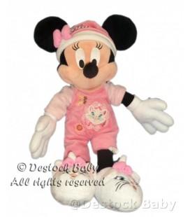 Doudou peluche MINNIE Aristochats Marie Disneyland Disney Store 40 cm Rare et collector !