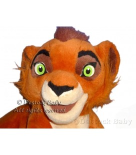 Peluche Range Pyjama Le Roi Lion DISNEY The Lion King Plush JEMINI 50 cm