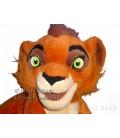 Peluche Range Pyjama Le Roi Lion DISNEY The Lion King Plush JEMINI 50 cm