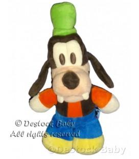 Peluche Doudou Dingo Goofy - Mickey Club House - Disney Nicotoy 24 cm