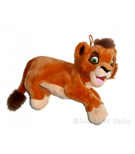 Peluche Range Pyjama Le Roi Lion DISNEY The King Plush Kovu Nala JEMINI 40 cm