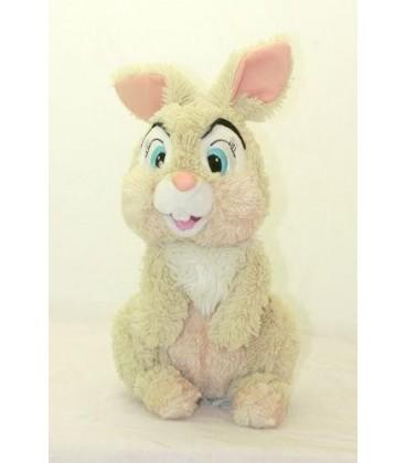Doudou peluche Miss Lapine amie de Lapin PANPAN Pan Pan (Bambi) - Disney 34 cm