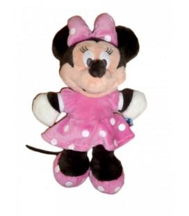 Peluche doudou MINNIE Disney Club Nicotoy 28 cm
