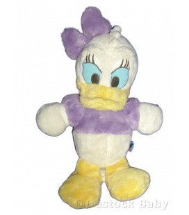Peluche Doudou Daisy Mickey Club House Disney Nicotoy H 38 cm 587/9809