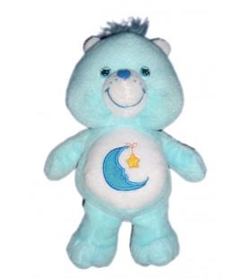 Bisounours Care Bears Grosdodo Bedtime Bear Lune étoile JEMINI H 22 cm