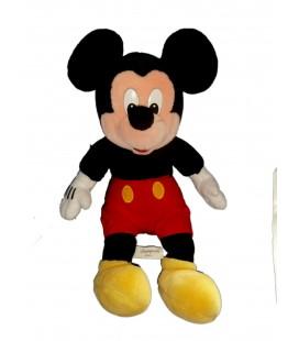 VINTAGE Peluche MICKEY Disneyland Paris H 42 cm