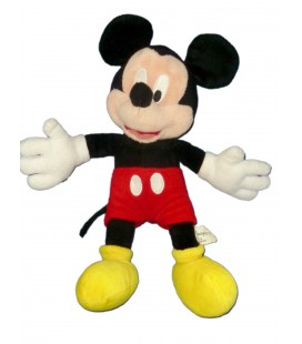 Doudou peluche MICKEY Disneyland Paris Disney H 32 cm