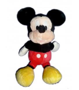 Doudou peluche MICKEY Disney Nicotoy Simba Dickie 587/1590 H 30 cm