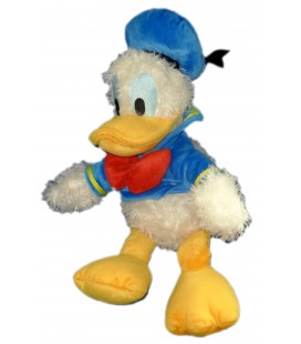 Doudou Peluche DONALD 38 cm Longs Poils Authentique Original Disney Parks Disneyland SN-P921-1L