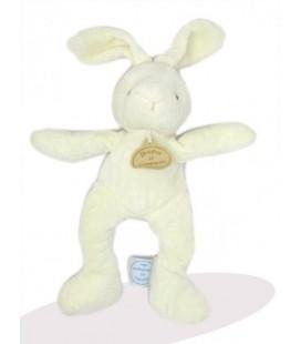 DOUDOU ET COMPaGNIE - Lapin blanc écru - 32 cm avec les oreilles