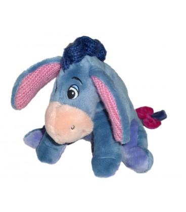 Doudou Peluche BOURRIQUET Ventre oreilles Tricot laine 22 cm Disney Nicotoy 587/0615