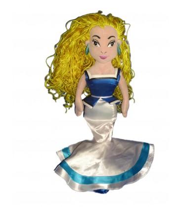 COLLECTOR - Peluche figurine FALBALA Officielle Parc Asterix 2007 H 45 cm