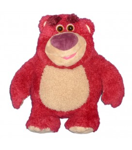 Doudou peluche LOTSO HUGGING BEAR Disney TOY STORY Bear Plush H 36 cm