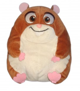 Doudou peluche Rhino le Hamster Volt Disney 28 cm Disney Gipsy