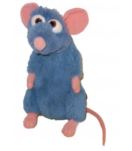 Peluche RATATOUILLE Disneyland Resort H 32 cm Longs poils