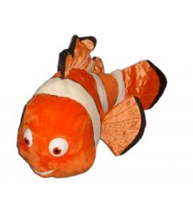 Doudou peluche NEMO Le Monde de Nemo Disney Nicotoy L 50 cm