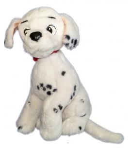 VINTAGE Peluche CHIEN Chiot 101 Dalmatiens Damatians plush Dog H 35 cm MATTEL