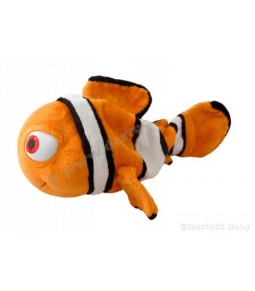 Peluche doudou Range Pyjama Le monde de Nemo 50 cm Disney Jemini