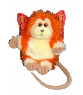 Fuzzball Peluche  plush Toy  Michael Jackson Captain Eo disney H 22 cm Officielle Disneyland paris DN-F723-2E