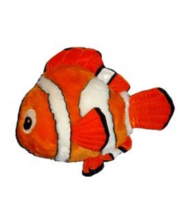 Doudou peluche NEMO Le Monde de Nemo Disney H 25 cm x L 30 cm