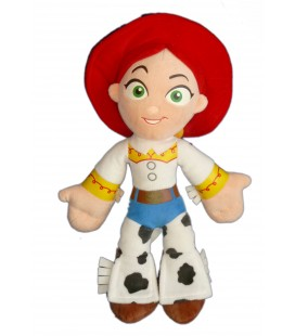 Peluche Doudou Jessie TOY STORY Cow Boy Girl 35 cm Disney Pixar Nicotoy