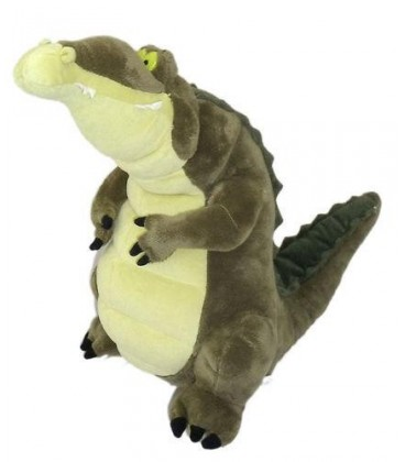 Peluche doudou LOUIS LE CROCODILE Disneyland Paris 35 cm Disney