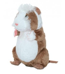 Peluche doudou HAMSTER Cochon d'inde Disneyland Resort Paris G FORCE Disney