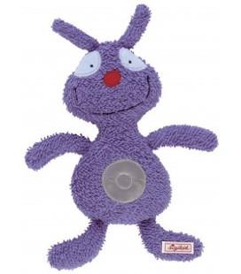 iBedoo Lila DC - Doudou peluche Poupée SIGIKID Mauve violet H 22 cm