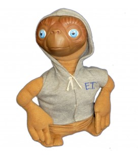 COLLECTOR - Rare peluche E.T. - ET L'extraterrestre - CETH Universal - H 32 cm - Applause Inc