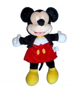 Doudou Peluche Marionnette Mickey Mouse - Club House - Upper Deck Int.
