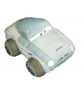 Doudou Peluche Voiture CARS Disney - Finn Mac Mc Missile - L 25 cm x l 20 cm