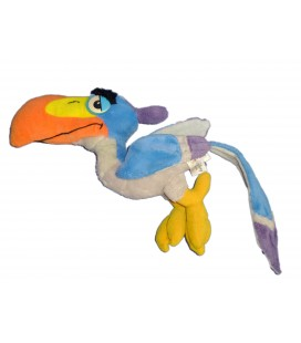COLLECTOR - Vintage - Peluche Oiseau Toucan LE ROI LION - Walt Disney World - L 45 cm x H 22 cm