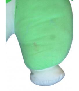 RARE Poupée en tissu Chiffon ABCD Boulgom ? Corolle ? H 32 cm - Vintage - A voir !