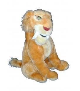 Peluche doudou LION Age de Glace 2 Play by Play H 26 cm