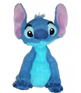Peluche doudou LILO & STITCH H 35 cm Disneyland Resort Paris Authentique Disney