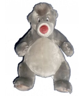 Doudou Peluche BALOO - Le livre de la Jungle - Jungle Book - H 30 cm - Disneyland Disney Paris