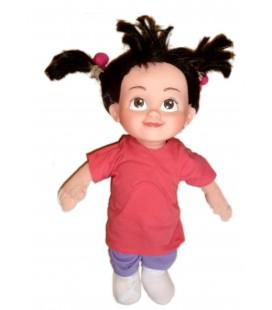Doudou Peluche Poupée BOO Bouh Monstres et Compagnie Monster & Cie Disney Pixar Hasbro H 32 cm