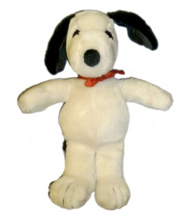 VINTAGE - Peluche doudou SNOOPY - H 26 cm - 1968 United Feature Syndicate