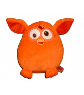 Peluche officielle FURBY Plush Orange - H 30 cm - Hasbro